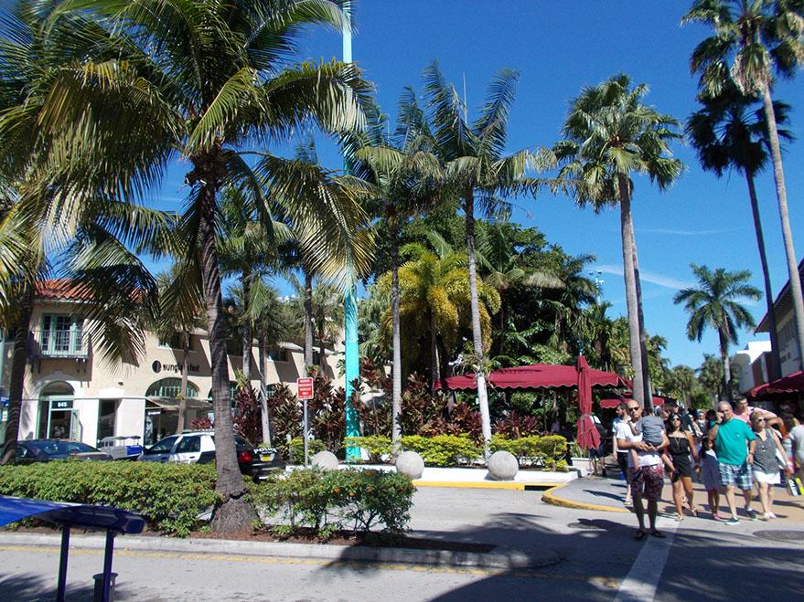 Miami quarto giorno