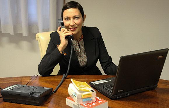 Anna, l'avvocato di Lady Cipria
