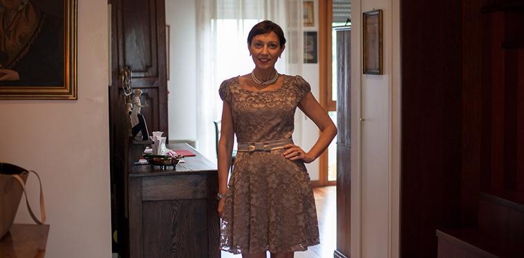 Anna: l'abito che indosso…