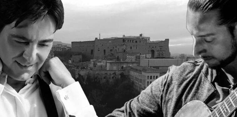 Felice Romano e Giovanni Baglioni in concerto il 21 luglio a Napoli