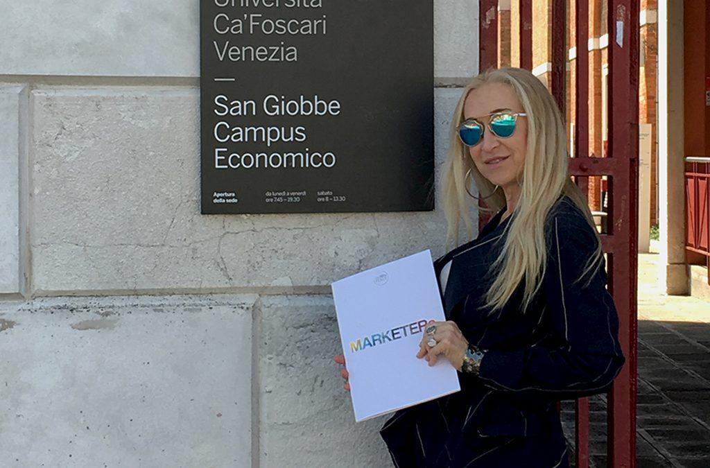 #MakeIT18: Aula Magna S. Giobbe, Ca' Foscari Venezia