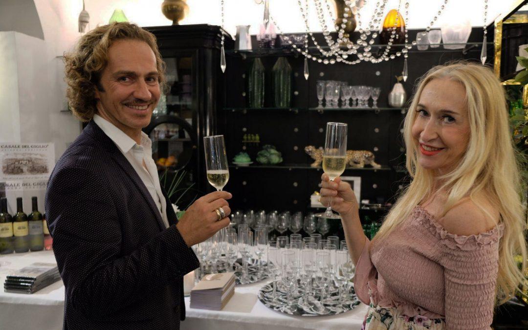 Nima & Ray e Silvia Zeta: un binomio very cool