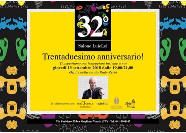 Il Salone Lui e Lei festeggia il trentaduesimo anniversario!
