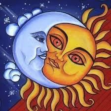 La domenica di Lady Gaia: Sole e Luna